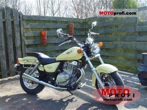 1999 Suzuki Marauder 250 Suzuki Gz 250 Marauder 1999 Specs And Photos