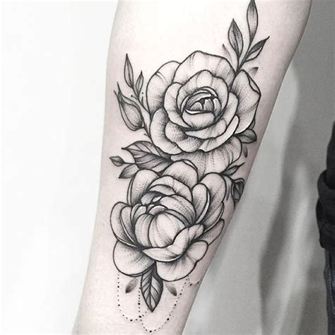 peony rose tattoo 25 best ideas about peonies on peony