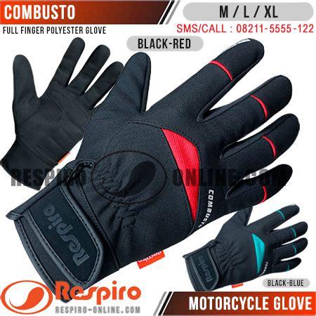 Sarung Tangan Motor Respiro sarung tangan respiro motor kulit glove
