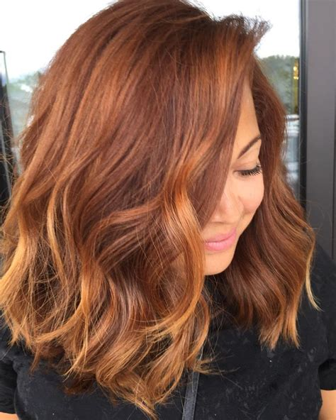 whats trending now in hair color 17 best ideas about copper brown hair on pinterest red