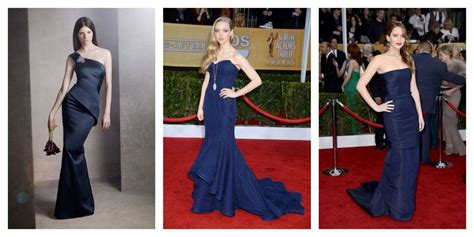 Sag Award Trends Whites by 5 Bridesmaid Dresses Inspired By The Trends At The