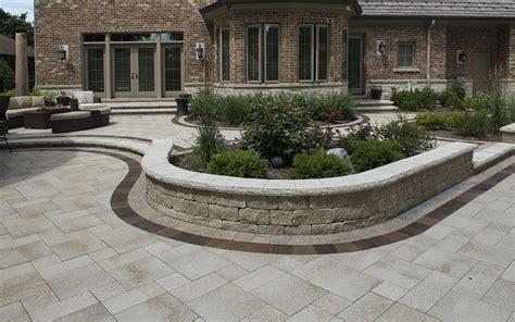 Unilock Coping Brick Paving Landscaping Landscape Contractors