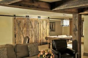 Barn Doors For Homes Interior Rustic Barn Interiors Images