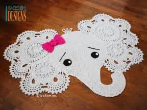 elephant rug josefina and jeffery elephant rug pdf crochet pattern for