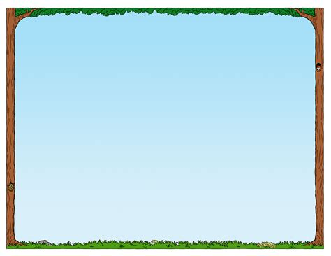free clip art borders printable borders for students and