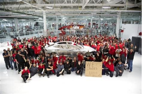 tesla fremont california uaw sets up organizing committee at tesla motors fremont