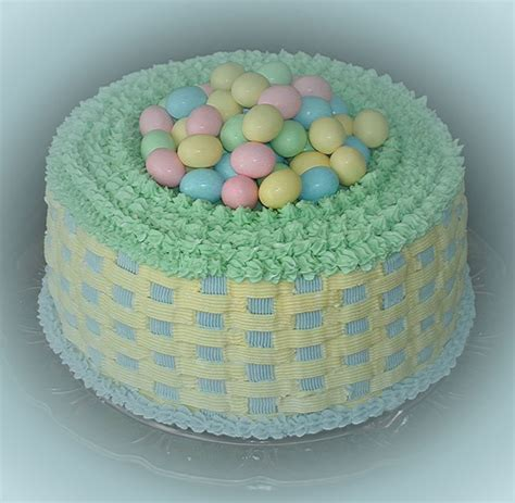 amandas parties   easter cake ideas