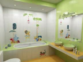 childrens bathroom ideas and colorful bathroom designs
