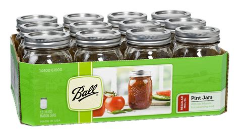 ball mason ball pint size canning jars 11 49 coupon connections