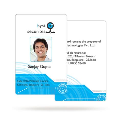 business id card template awesome 50 company id design design decoration of