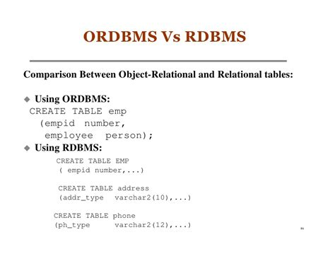 what is the difference between dbms and rdbms data model oodbms vs rdbms csusm x fc2 com