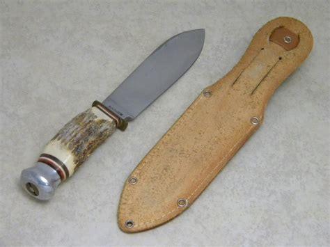 klaas knives robt klaas crane solingen germany apache stag