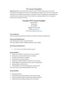 teenage resume examples 3