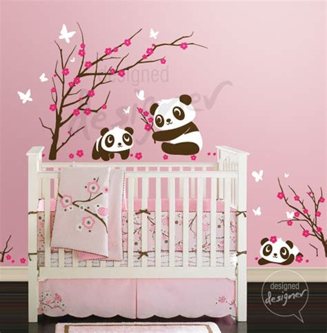 Sewpetitegal Preggy Chronicles Vol 3 Preparations For Baby Panda Nursery Decor