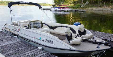 deck boat kijiji sun tracker 21 deck for sale autos post