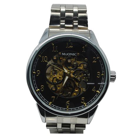 Jam Tangan Silver Qs 01 ess jam tangan mechanical wm477 478 black silver jakartanotebook