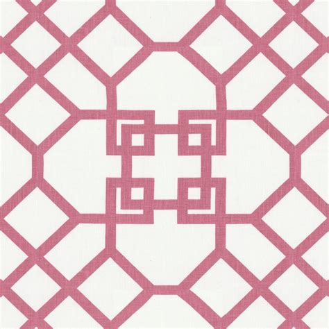trellis fabric asian style pink trellis fabric xu garden orkid loom decor