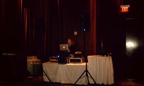 clift hotel velvet room past events event photos dj s