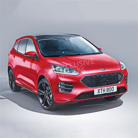 2019 Ford Kuga by New 2019 Ford Kuga To Arrive With In Hybrid Boost