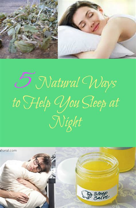 natural ways to get a better night s sleep nature moms 5 natural ways to help you sleep at night discountqueens com