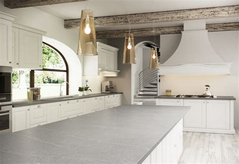 How To Finish Kitchen Cabinets by Cosentino Group Silestone 174 Eternal A Dazzling New