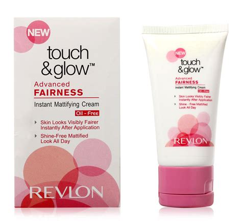 Revlon Touch And Glow best fairness creams for normal skin saloni health
