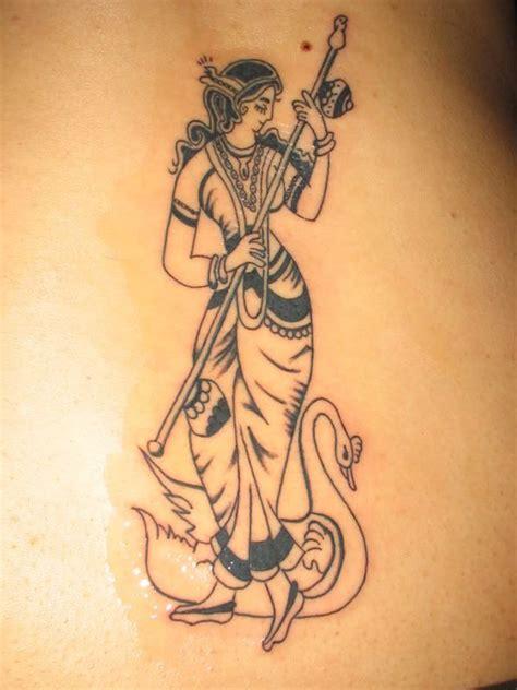 saraswati tattoo designs 26 best inspiration images on