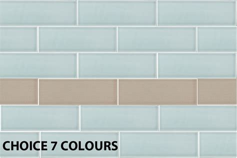 4m2 300x100mm mellow metro kitchen tile bundle inc adhesive grout and spacers 7 colour options