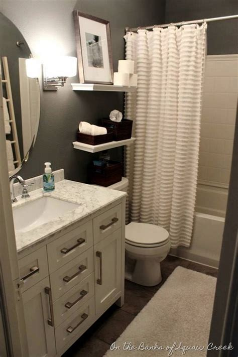 elegant small bathroom decorating ideas  decomagz