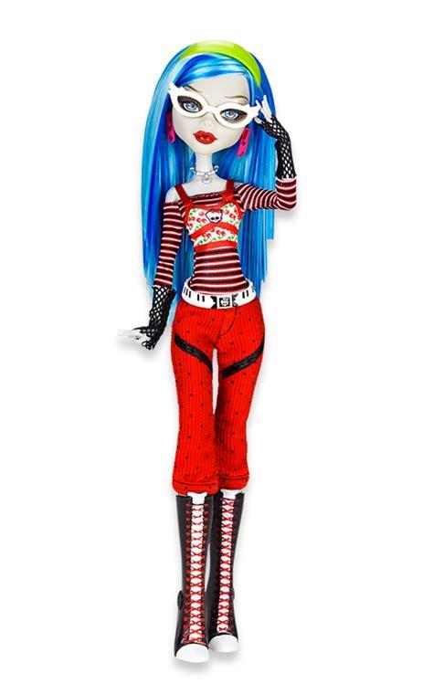 High Draculaura Cleo And Nile Ghoulia Yelps Doll Original ghoulia yelps high characters high