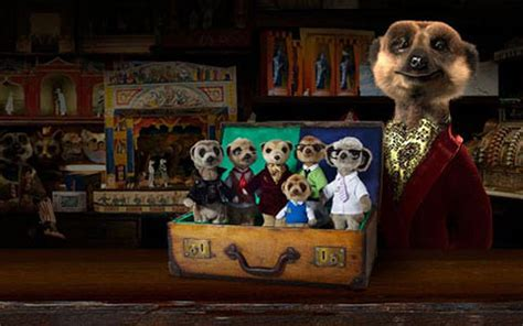 Compare The Market Insurance by Postman Stole Meerkat Toys To Sell On Ebay Telegraph