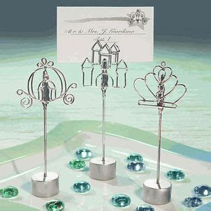 1000 ideas about place card holders on pinterest favors cinderella fairytale place card holder favors