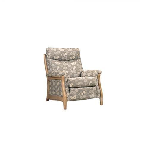 cintique recliner chairs cintique richmond manual recliner in leather at smiths the