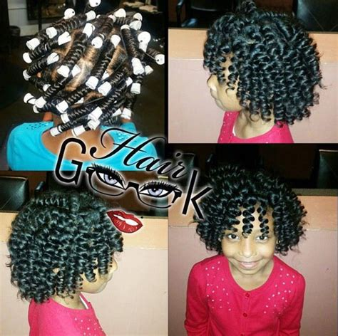 pictures of hair rolled on small rods 165 best images about roller set rod set on pinterest