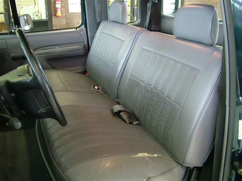 1995 ford f150 bench seat factory ford truck seats photo gallery fordification com