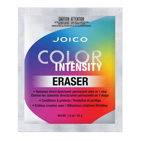color intensity eraser joico cosmoprof