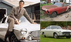 volvo driven  roger moore   saint  rotting   years
