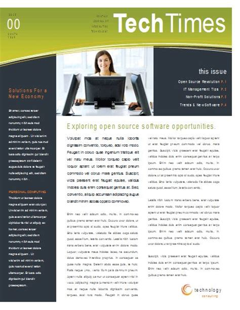 word document newsletter templates 114 best images about office templates on