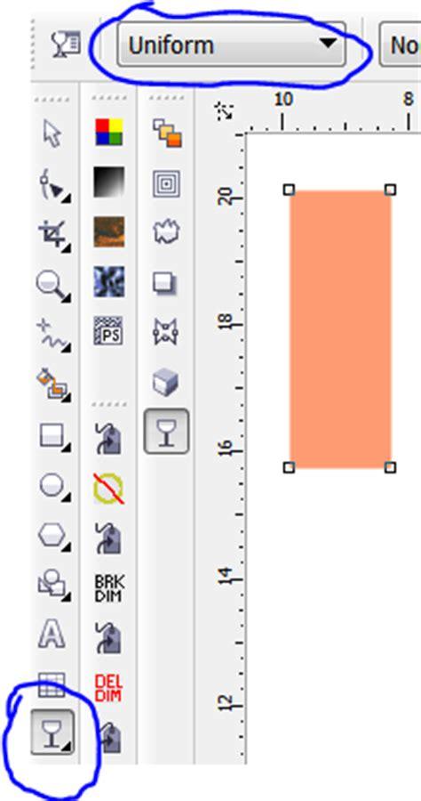 corel draw x7 transparency colorstyle change color to transparent coreldraw x7