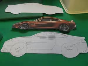 Car Template For Cake by How To Make A Chocolate Cake Aston Martin Cakes
