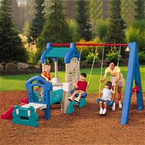 little tikes plastic swing set 21 best images about outdoor playsets on pinterest