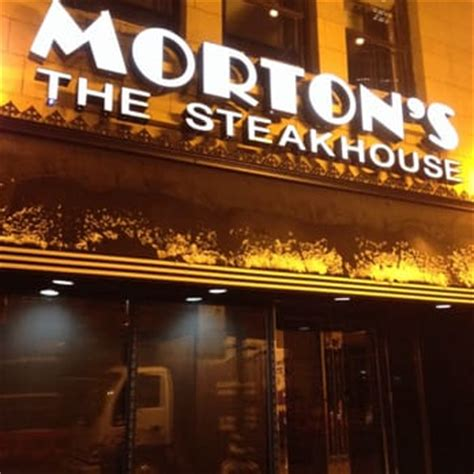 morton s steak house morton s the steakhouse 165 photos 269 reviews traditional american the loop