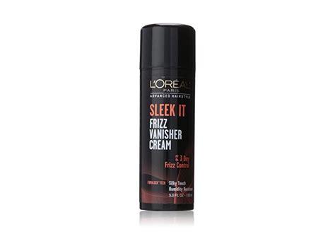 advanced hairstyle sleek it frizz vanisher hair cream l l oreal paris hair care advanced hairstyle sleek it frizz