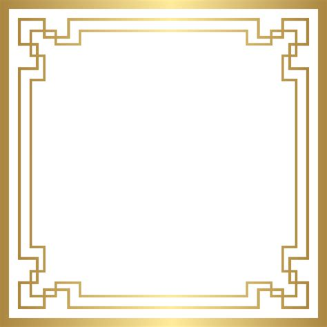 free s day photo card templates crown png border deco frame png gold clip gallery yopriceville