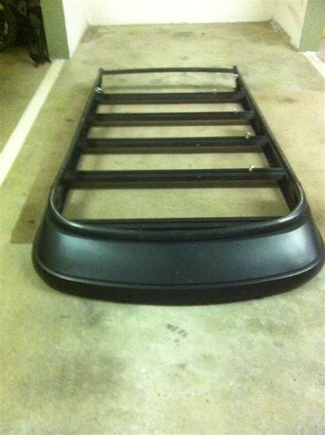 Warn Roof Rack lr3 lr4 expedition roof rack and warn winch basket land