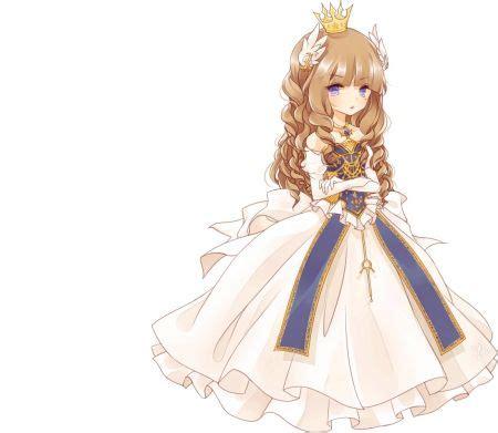 anime princess kawaii anime princess queen person o o xd teh animes ouo