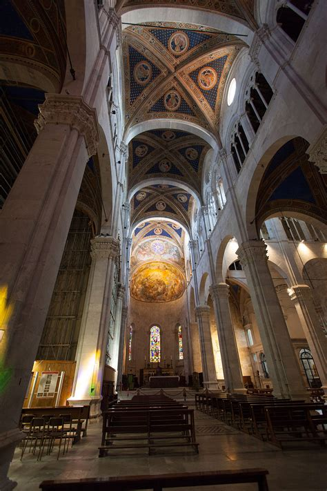 duomo di lucca interno organo della cattedrale di san martino a lucca