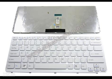 Keyboard Vaio E Series Laptop Keyboard For Sony Vaio E Series Sve14 White