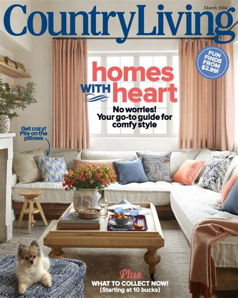country home decor magazine 66 best country living covers images on pinterest