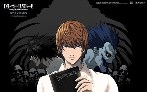 wallpaper anime death note death note 79 wallpapers fondo de pantalla hd alta